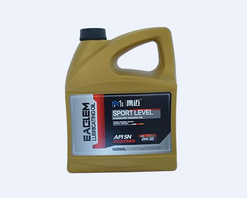 全合成汽油机油(API SN)